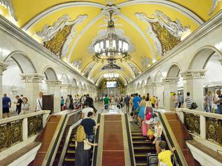Untergrund-Perlen: Die schönsten U-Bahn-Haltestellen der Welt