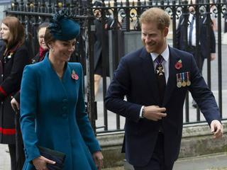 Herzogin Kate und Prinz Harry widerlegen Streit-Gerüchte