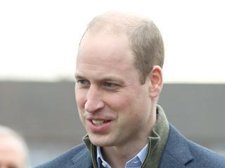 Prinz William arbeitet heimlich für Krisen-Hotline