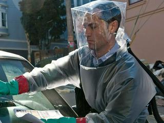 """Angst vor Coronavirus: Thriller """"Contagion"""" ist zurück in den Charts"""