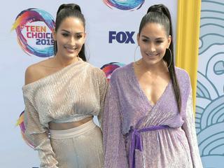 Die Zwillinge Nikki und Brie Bella sind gleichzeitig schwanger