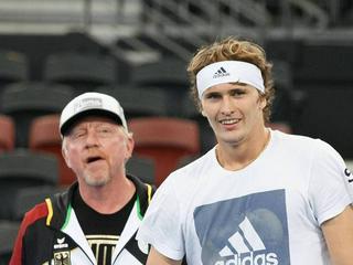 Ist Boris Becker der neue Trainer von Alexander Zverev?