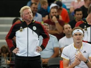 Trainer von Alexander Zverev? Das sagt Boris Becker zu den Gerüchten
