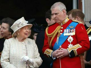 Zum 60. Geburtstag: Queen gratuliert Sohn Prinz Andrew mit Baby-Foto