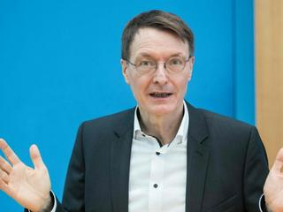 """Karl Lauterbach: """"Werden sehr lange in diesem Lockdown bleiben"""""""