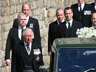 Prinz Philips Beerdigung: So gesichert ist Schloss Windsor