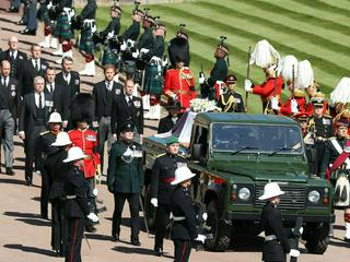 Das sagt Dianas Bruder Charles Spencer zu Prinz Philips Beerdigung