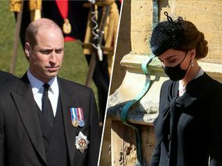 So ehren William und Kate Prinz Philip nach der Trauerfeier