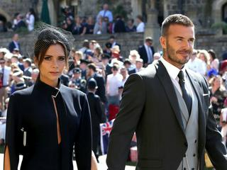 """Victoria Beckham reagiert auf Kritik an ihrem """"Royal Wedding""""-Gesicht"""