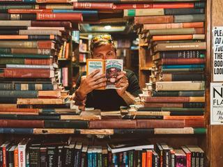 Welttag des Buches: Diese Buchläden sind eine Reise wert