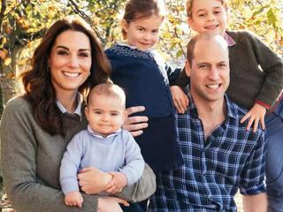 Neue Bilder von Prinz Louis: So ähnlich ist er George und Charlotte