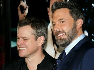 Ben Affleck und Matt Damon drehen Rachefilm mit Ridley Scott