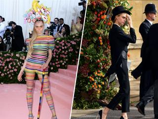 Schräg und schön: Für diese Outfits lieben wir Cara Delevingne