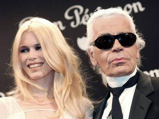 Stars verabschieden sich von Karl Lagerfeld