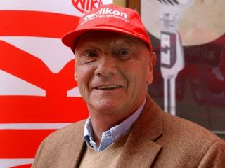 Niki Lauda feiert seinen 70. Geburtstag