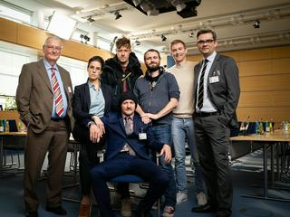 """""""Hindafing"""": Drehstart für sechs neue Folgen"""