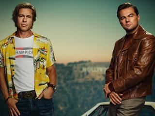 """""""Once Upon a Time in Hollywood"""": Das erste Plakat ist da"""