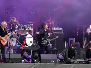 The-Cure-Sänger Robert Smith bestätigt neues Studioalbum