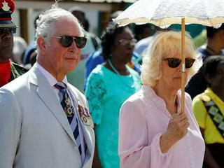 Prinz Charles und Camilla lassen es sich in der Karibik gut gehen