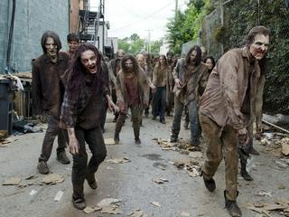 """""""The Walking Dead"""": Ein Schockmoment, der sitzt"""