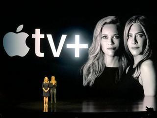 """Mit viel Star-Power: Apple enthüllt neue Videoplattform """"Apple TV+"""""""