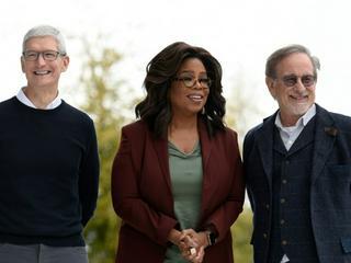 Diese Hollywood-Stars heuern bei Apple an