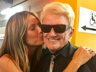 """Heino widmet Heidi Klum seine zweite Single """"Das Model"""""""