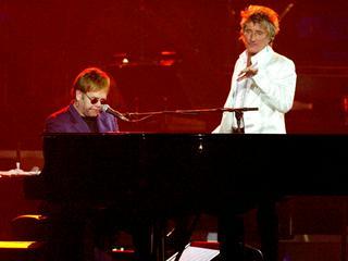 Rod Stewart kritisiert Elton Johns angekündigten Bühnen-Abschied