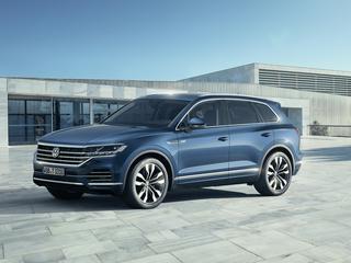 Neuer VW Touareg: Der große Wurf