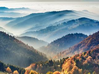 Die schönsten Wege durch Deutschlands Natur