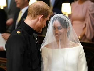 Meghan und Harry feiern ihren ersten Hochzeitstag mit den Fans