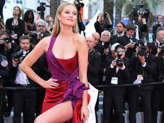 Was für ein Auftritt! Toni Garrn amüsiert sich in Cannes