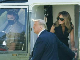 Rätselhaftes Foto: Hat Melania Trump ein Double?