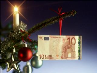 Nur die Hälfte der deutschen Arbeitnehmer bekommt Weihnachtsgeld