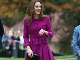 Herzogin Kate: Das ist ihr Lieblingskostüm bei kalten Temperaturen