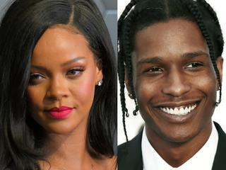 Datet Rihanna den Rapper A$AP Rocky?