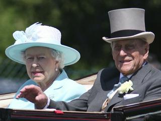 Queen Elizabeth II. und Prinz Philip feiern ihren 72. Hochzeitstag
