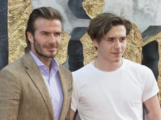 David Beckham: Sohn Brooklyn bedient sich an seinem Kleiderschrank