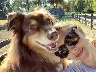 Zum Welthundetag: Stars und ihre süßen Vierbeiner