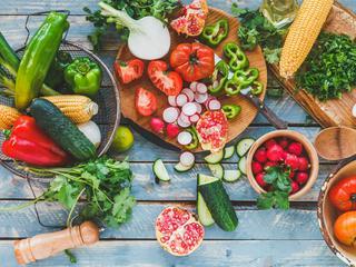 Das ist das perfekte Gemüse für die heiße Jahreszeit