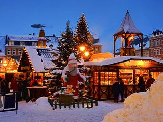 Ho ho ho! Das sind die zehn schönsten Weihnachtsmärkte Europas