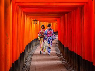 Warum Japan die Top-Destination in diesem Jahr war